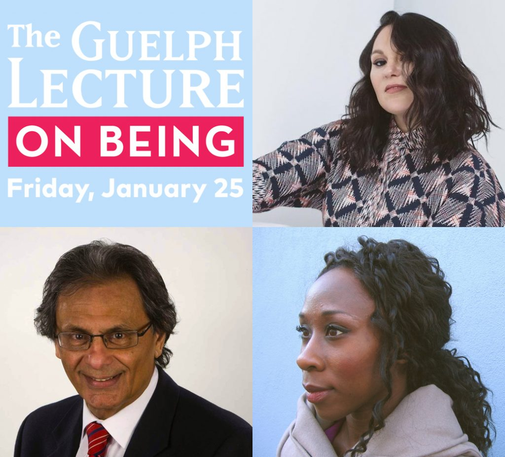 The Guelph Lecture on Being 2019