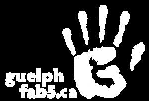 Guelph Fab 5 Logo