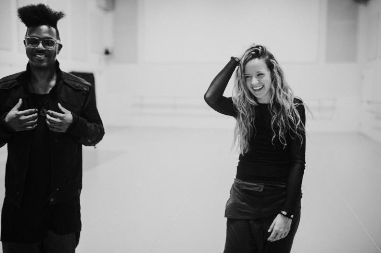 Jenna Oxley & Ceasaro Jai