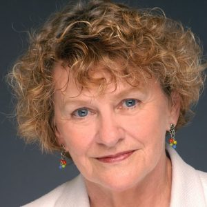 Portrait of Sandra Birdsell