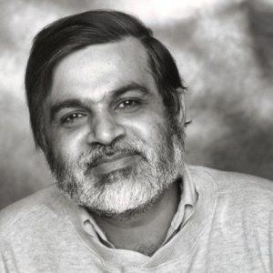 Portrait of M.G. Vassanji